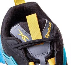 AZTREK DOUBLE MIX P BLACK/ALLOY/TEAL GEM DV8172--