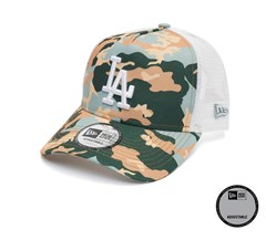 New Era Trucker Cap MLB Los Angeles Dodgers Camo 9forty Unisex Şapka 11945569