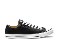 Converse All Star OX Black Sneaker Unisex Ayakkabı 132174C-001