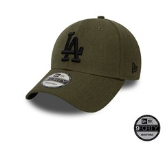 New Era Los Angeles Dodgers Heather Essential 9FORTY Unisex Şapka 11794765