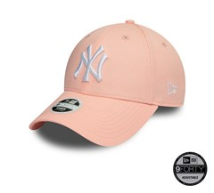 New Era New York Yankees Essential Pink 9FORTY Unisex Şapka 80489299