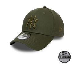 New York Yankees Essential Green 39THIRTY Unisex Şapka 12134908
