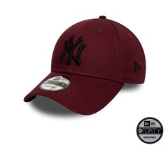 New Era New York Yankees Essential Maroon 9FORTY Unisex Şapka 12134894