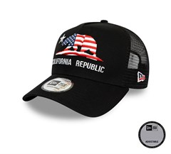 New Era California Republic Trucker Cap Unisex Şapka 12134770