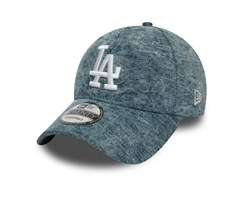 New Era 9twenty Dipped Denim Los Angeles Dodgers Unisex Şapka 12040554
