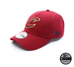 New Era cleveland cavaliers the league 9FORTY Unisex Şapka 11486916
