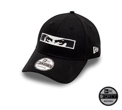 New Era Eyes Black 9FORTY Unisex Şapka 11973047