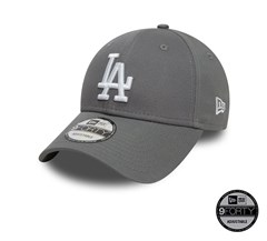 New Era Los Angeles Dodgers Essential Grey 9FORTY Unisex Şapka 11794681