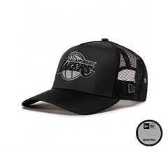 New Era Los Angeles Lakers Tonal Black Unisex Şapka 12285236