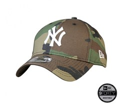 New Era New York Yankees League essential 9Forty Unisex Şapka 11357008