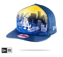 New Era SCAPE CITY LOSDOD BAZYEL Şapka 80046620
