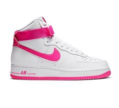 Nike Air Force 1 High 08 Leather Sneaker Kadın Ayakkabı 334031-110