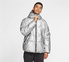 Nike Down-Fill Hooded Puffer Jacket Erkek Mont BV4709-096