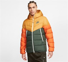 Nike Windrunner Down-Fill Hooded Puffer Jacket Erkek Mont 928833-727