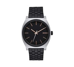 Nixon Time Teller Black/Rose A045-2051
