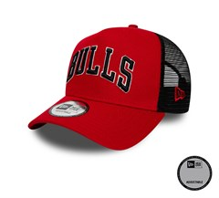 New Era Chicago Bulls Reverse Red Unisex Şapka 12040248