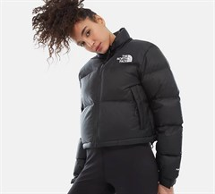 The North Face Nuptse Crop Kadın Mont NF0A3XE2JK31
