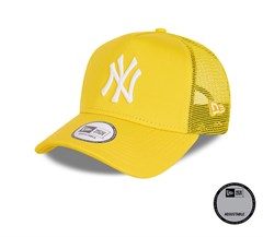 New Era New York Yankees Tonal Mesh Yellow A-Frame Unisex Şapka 60112706